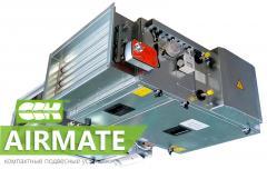 Компактная подвесная установка Airmate-800....