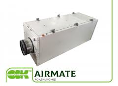 Компактная подвесная установка Airmate-800. Кондиционеры компактные панельные