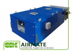 Компактная подвесная установка Airmate-6000.