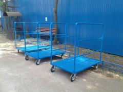 Cart metal