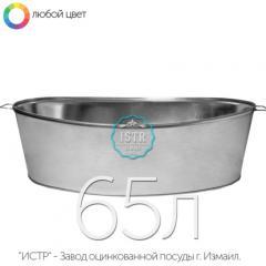 Ванна оцинкованная — 65 л