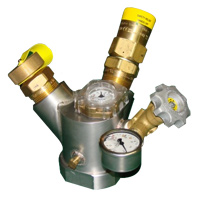 The multivalve for SUG tanks