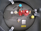 Клапан для резервуаров СУГ предохранительный сбросной 3131, 3132, 3136, 3145