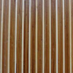 Шпалери з бамбука Зебра лак 3+1, 8мм
