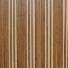 Шпалери з бамбука Зебра лак 8+3, 8мм