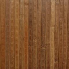 Шпалери з бамбука Кофейний лак 'Квадратна зірка, 17мм