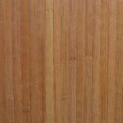 Шпалери з бамбука Кофейний лак пропилений, 17мм