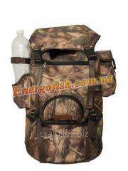 Рюкзак камуфляжный 60 л, 35х68х21см № 006