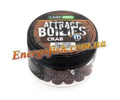 Бойли Attract Boilies Crab 10mm