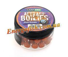 Бойли Attract Boilies Plum Royale 10mm