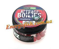 Бойли Attract Boilies Cranberry 10mm