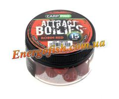 Бойли Attract Boilies Robin Red 15mm