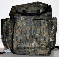 Рюкзак камуфляжный 30л 24х45х20см № 205