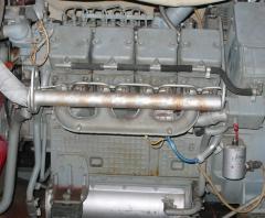 Двигатель Неман, 8ч 9,5/10, конверсия, с хранения