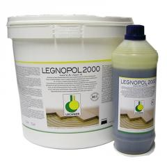 2-х компонентний поліуретановий клей LEGNOPOL 2000 для дерев'яних покриттів