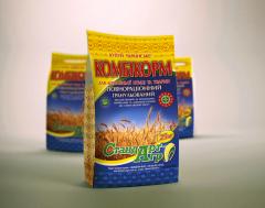 Комбикорм для перепелов-несучек TM Стандарт-агро ПК 1-22П (сырой протеин 20,03%) от 17 недель