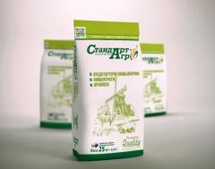 Витаминно-минеральные добавки БВМД для бройлеров ТМ Стандарт Агро, финишер 27%