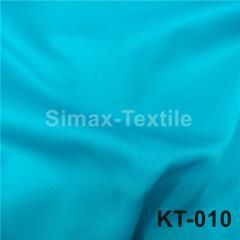 Полированный коттон, ткань мемори, Код: КТ-010 Светло-голубой