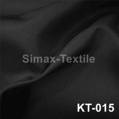Полированный коттон, ткань мемори, Код: КТ-015 Черный