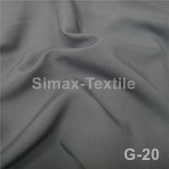 Габардиновая ткань, Код: G-20 Серый