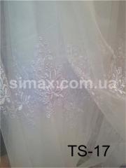 Тюль фатин, Код: TS-17