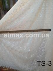 Ткань тюль фатин