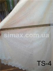 Тюль фатин, Код: TS-4
