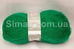 Ангоровая  пряжа, Код: Зеленый