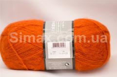 Ангоровая  пряжа Оранжевый, Код: Оранжевый