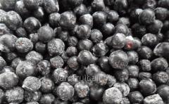 Замороженная арония (черноплодная горобина)