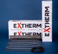 Двужильные нагревательные маты EXTHERM ЕТ