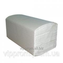 Sheet paper towel, white