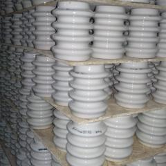 Porcelain insulators of own production