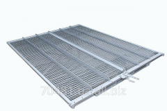 Repair of sieves on UVR technology
