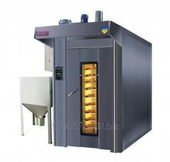 He furnace rotational ImpexRotor (on pellets)