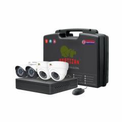 Системы видеонаблюдения Mixed Kit 1MP 4xAHD