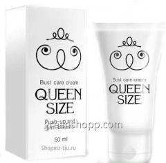 Крем Queen Size Квин Сайз для увеличения груди