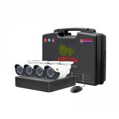Система AHD видеонаблюдения Outdoor Kit 2MP 4xAHD