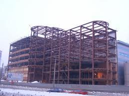 Metalwork is construction