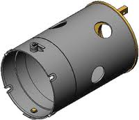 Dreyteller (adapter) of ø 1180 mm