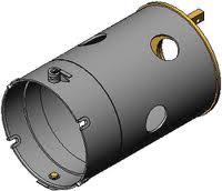 Adapter of ø 1500 mm