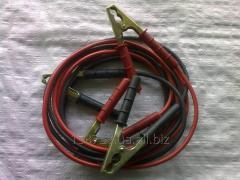 Провода внешнего пуска аккумулятора (прикуриватель)