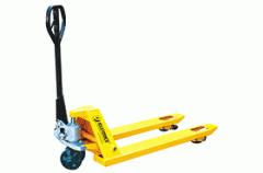 Chariots a platformes hydrauliques