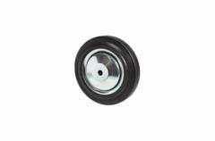 Kola série standardní černé gumové 31