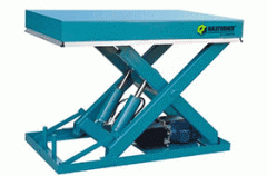 Platform lifting electric MTE