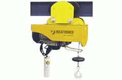 Таль электрическая канатная с тележкой HGS