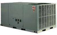 Крышные кондиционеры RUUD (США), R-410A газовый