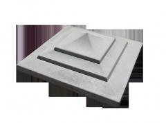 Крышка столба забора Пирамида
