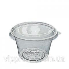 Round box with lid, 250ml