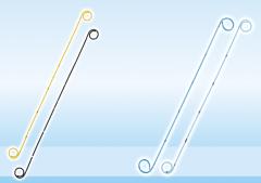 Онко стент + в наборе с толкателем, клеммой и струной (TS + G)